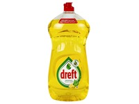 Liquide vaisselle Dreft citron 1,5 litre