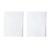 karton grijs a4 gekleurd geperforeerde hoesjes tabbladeren nummeriek neutraal plastiek  tab maandelijks